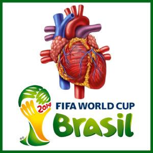 mundial brasil 2014 corazon infarto ingenieria hospitalaria