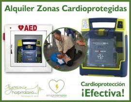 Alquiler cardioproteccion