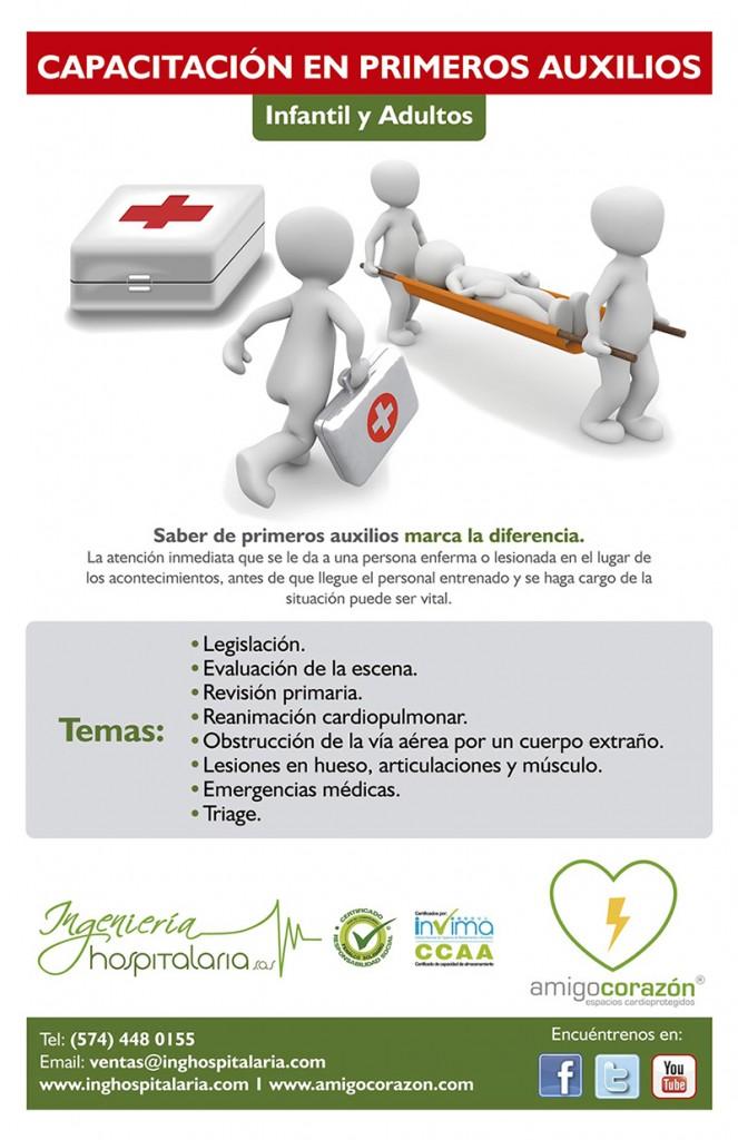 volante-capacitacion-primeros-auxilios-emergencia-reanimacion-cardiopulmonar-cardioproteccion-ingenieria-hospitalaria