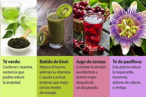 bebidas-estres-stress-bienestar-salud-jugos-dieta-saludable