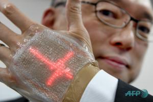 led-piel-japones-salud-medico-equipos-ingenieria-hospitalaria-cardioproteccion-dea-aed-desfibrilador-externo-automatico